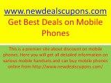 Get Best Deals on Mobile Phones