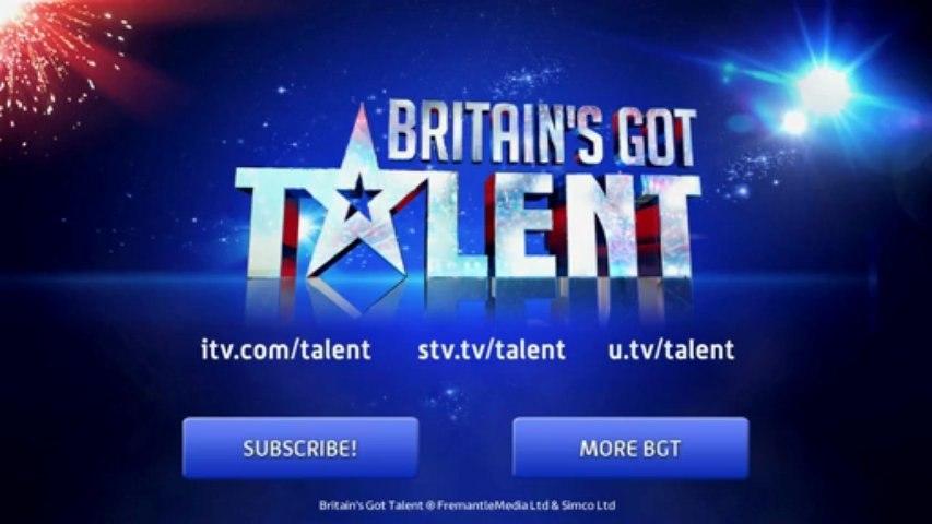 Jeu d'ombres chinoises dans Britain's Got Talent
