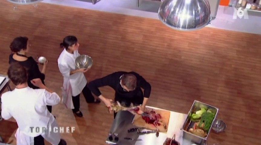 Le Zapping  de Closer.fr : Alexandre Pesle et Naoëlle malade dans Top Chef