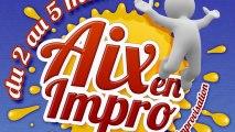 Festival International d'Improvisation Aix-en-Impro 2013 - La Bande Annonce !
