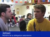 """""""Les jeunes ont la parole!"""" Rencontre européenne """"Jeunesse et citoyenneté : Identités et engagements """" du 28.10.09 au 1.11.09  à PONTAULT-COMBAULT (France) dans le cadre du Programme européen Jeunesse en action (PEJA 1.3)"""