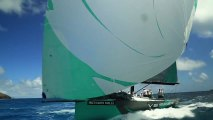 Daily Sailing Tuesday 16 April English Voiles StBarth