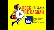 La colonie musique et cinéma pour ados ROCK THE CASBAH sur France Bleu Toulouse