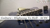 Cours guitare : jouer Highway To Hell de ACDC - HD