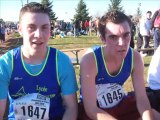Championnat de France de CROSS-Country UNSS 2008