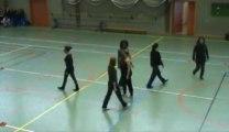 danse contemporaine ateliers danse unss 2010