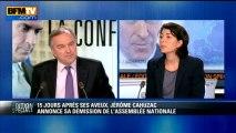BFM STORY: Les réactions après l'interview exclusive de Jérôme Cahuzac - 16/04