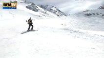 Sécurité avalanches à Val Thorens - 15/04