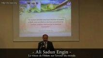 CEP - Apocalypse ou résurrection 3/10 - Ali Sadun Engin - La vision de l'Islam sur l'avenir du monde