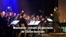 Marmande: concert de l'orchestre de l'union musicale