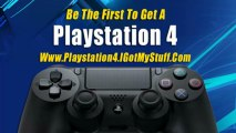 Get A Playstation 4 Console - New Playstation 4 Promotion!