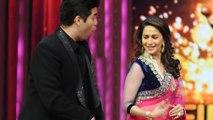 Madhuri Dixit TURNS DANCE TEACHER for Karan Johar on Jhalak Dikhla Jaa 6
