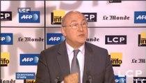 Questions d'info : Michel Sapin, Ministre du Travail, de l'Emploi, de la Formation professionnelle et du Dialogue social
