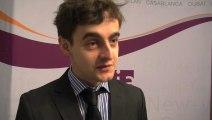 Forum Trium 2012 - Itw de Quentin Derumeaux