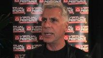 Isle of Wight Festival organiser John Giddings Interview