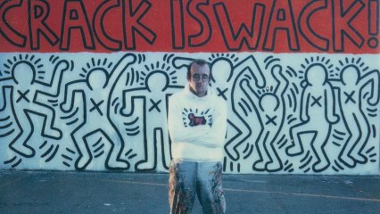 KEITH HARING, THE MESSAGE 4/6 - Activism