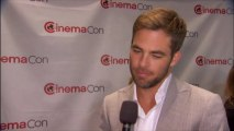 Star Trek Into Darkness_CinemaCon Cast Interviews
