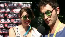 Aaron interview at Les Eurockeennes de Belfort 2011 with Pips Taylor and Virtual Festivals