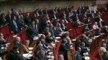 """Ayrault à un député UMP : """"Vous insinuez, vous dénigrez, vous salissez !"""""""