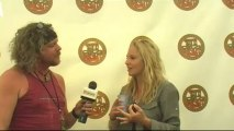 Lissie interview at Isle Of Wight Festival 2011 with Virtual Festivals