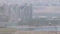 Israël: deux roquettes tombent sur Eilat, pas de victime