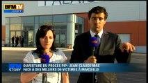 BFM STORY: Procès PIP, Jean-Claude Mas face à des milliers de victimes à Marseille - 17/04