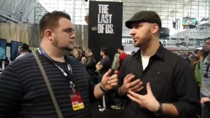 The Last of Us - PAX East 2013 Interview with Eric Monacelli of Naughty Dog