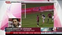 #ZTK | Eskişehirspor 1-1 Fenerbahçe - Serkan Kırıntılı ve Hasan Ali Kaldırım Röportajı A HABER HD
