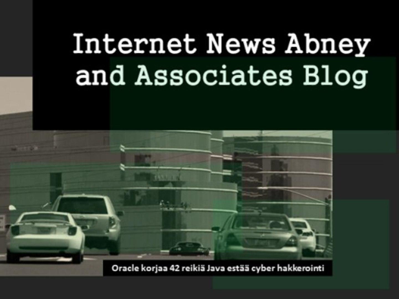 Internet News Abney and Associates Blog