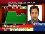 Kingfisher Airlines revival plan fails to impress DGCA