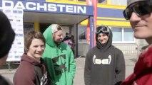 Superpark Dachstein: O'Neill Roof Battle - QParks Snowboard Tour Final - 13.04.2013
