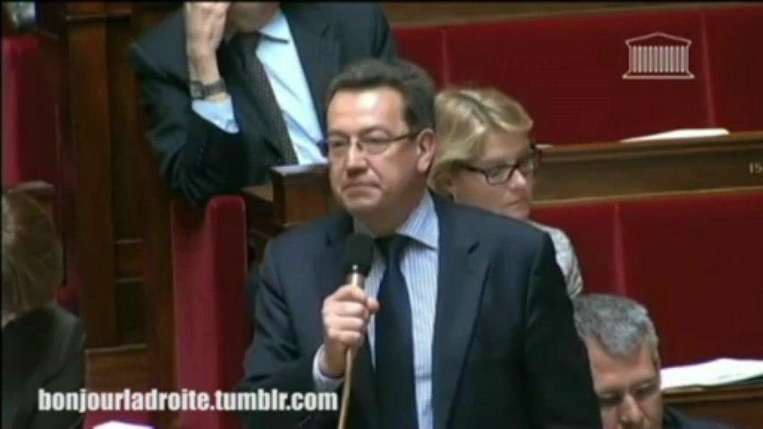 Philippe Cochet accuse la gauche «d'assassiner des enfants»: bonjour la droite!