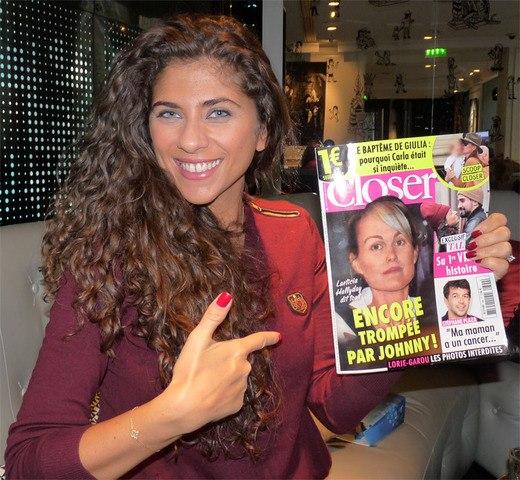 Interview : les indispensables beauté de Yasmine Oughlis