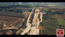 HERAULT - PINET - SAINT THIBERY - BESSAN - 2013 - LGV Languedoc Roussillon entre mobilisation et résignation..