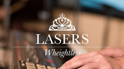 Lasers - Weightless