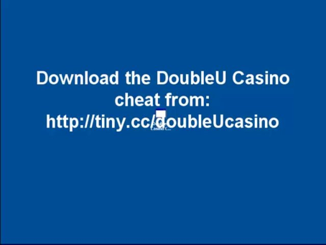 Double U Casino Cheat/Double U Casino Hack