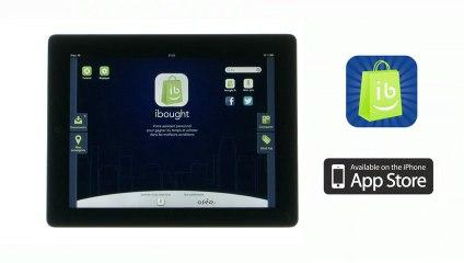 Test - iBought - iPad
