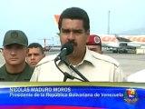 Presidente Maduro viaja a Perú para asistir al consejo de Presidentes de Unasur