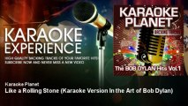 A-Type Player - Like a Rolling Stone - Karaoke Version In the Art of Bob Dylan