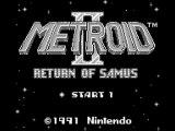 Direct Live Metroid II : Return of Samus (Game Boy)
