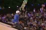 Bob Burnquist - Skateboard - Big Air - X-Games Foz do Iguacu - 2013