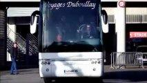 19/04/13 : départ du bus du Stade Rennais FC