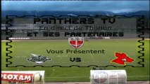 Journée 7 ELITE : Thonon Black Panthers vs Pessac Kangourous