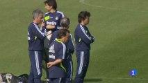 Jose Mourinho no rehuye el cuerpo a cuerpo ante los medios