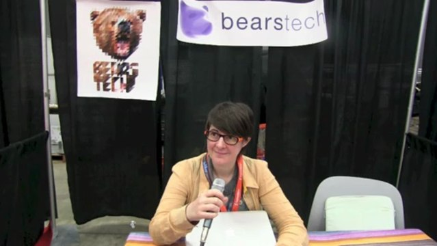 Springnet 910 - SXSW 2013 - bearstech openmoko