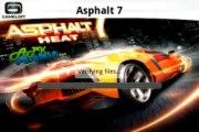 Asphalt 7 piraté argent illimité et les étoiles [argent, pièces, étoiles] Cheats & Hacks pour iPhone, iPad (toutes les voitures) Mise à jour 2013