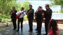 Chico et les Gypsies sont en tournage à Arles