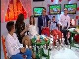 """Nuria Fergó en el programa """"Menuda Noche"""" de Canal Sur Televisión"""
