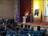 Festival Maghrébin du court métrage organisée a oujda  / mot du Omar Hjira président de la commune oujda
