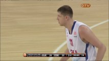 Playoffs Game 4 bwin MVP: Viktor Khryapa, CSKA Moscow